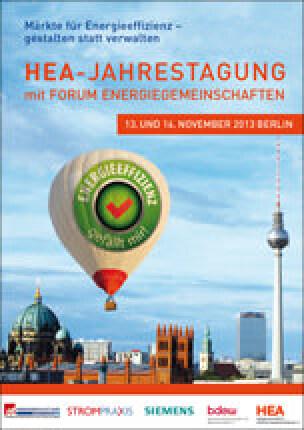 HEA-Jahrestagung am 13./14. November