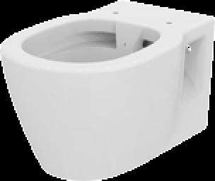 Connect WC mit randloser Spültechnik von Ideal Standard