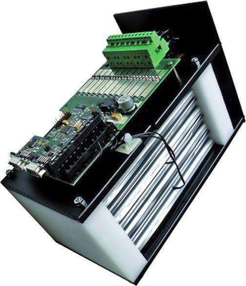 Lithium-Ionen-Batteriemodul mit (elektronischem) Batteriemanagement