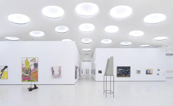 """Frankfurter Städel Museum - Jurypreis """"Tageslicht"""", Foto: Norbert Miguletz"""
