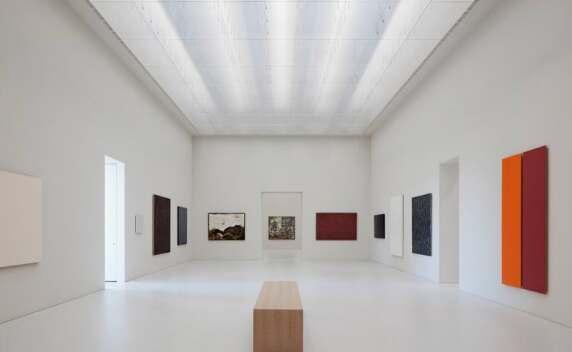 """Neue Galerie in Kassel - Kategorie """"Museen"""", Foto: Werner Huthmacher"""