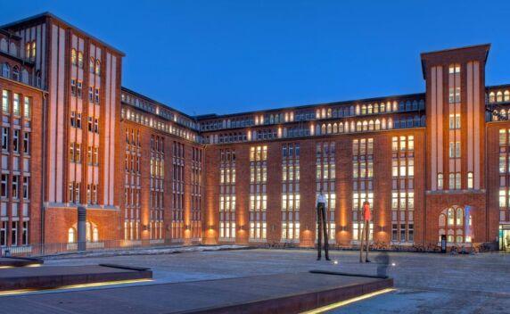 """Bücherhallen Hamburg - Kategorie """"Bildung"""", Foto: Christoph Gebler"""