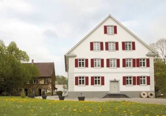 2.Preis: modernisierte Mühle bei Friedrichshafen (Ittenhausen)