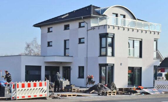 Zertifikat in Silber für Okal Musterhaus, Mülheim-Kärlich (DFH)