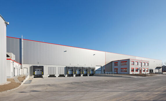 Zertifikat in Gold für ALCARO Logistikzentrum, Großbeeren (ALCARO Invest GmbH)