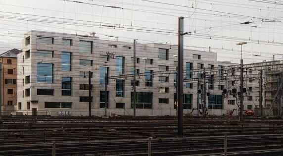 Wohnhaus Neufrankengasse (Foto: Simon Menges)