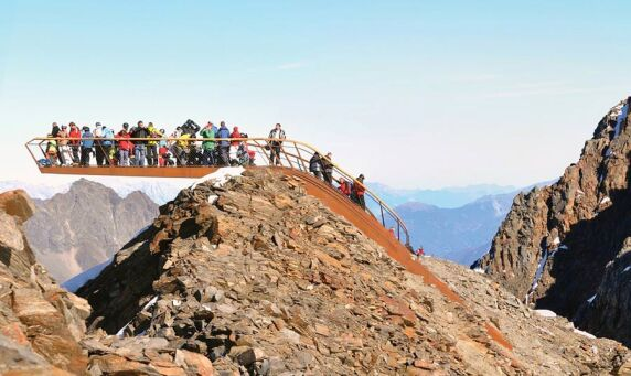 Top of Tyrol © LAAC
