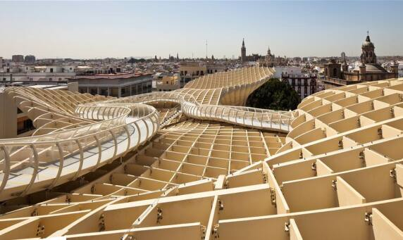 Metropol Parasol © J. MAYER H. Architects