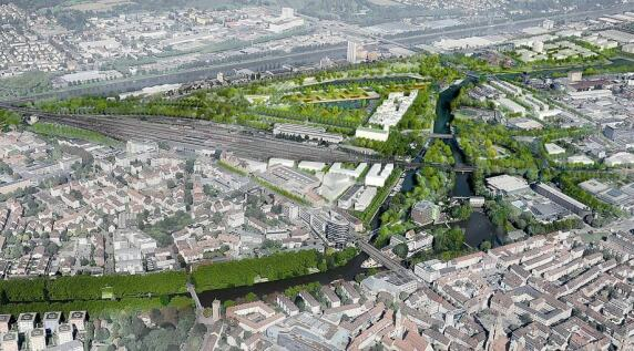 Neckarbogen, Heilbronn (D) 2010–2019, S. 265 oben rechts © BUGA Heilbronn 2019 GmbH