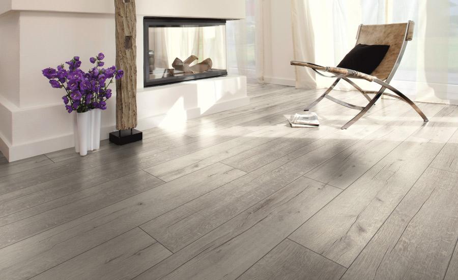rustikale laminatb den zeigen struktur grau und beige. Black Bedroom Furniture Sets. Home Design Ideas