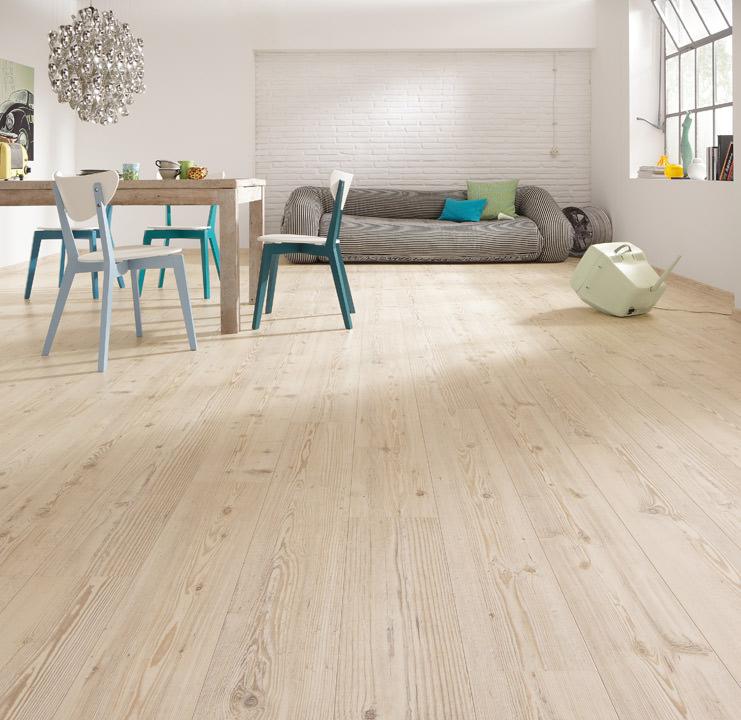 rustikale laminatb den zeigen struktur grau und beige t ne sind trendsetter. Black Bedroom Furniture Sets. Home Design Ideas