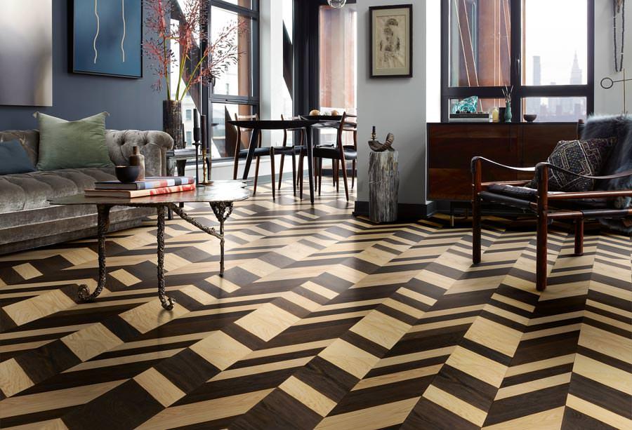 designer laminat und parkett edition by hadi teherani. Black Bedroom Furniture Sets. Home Design Ideas