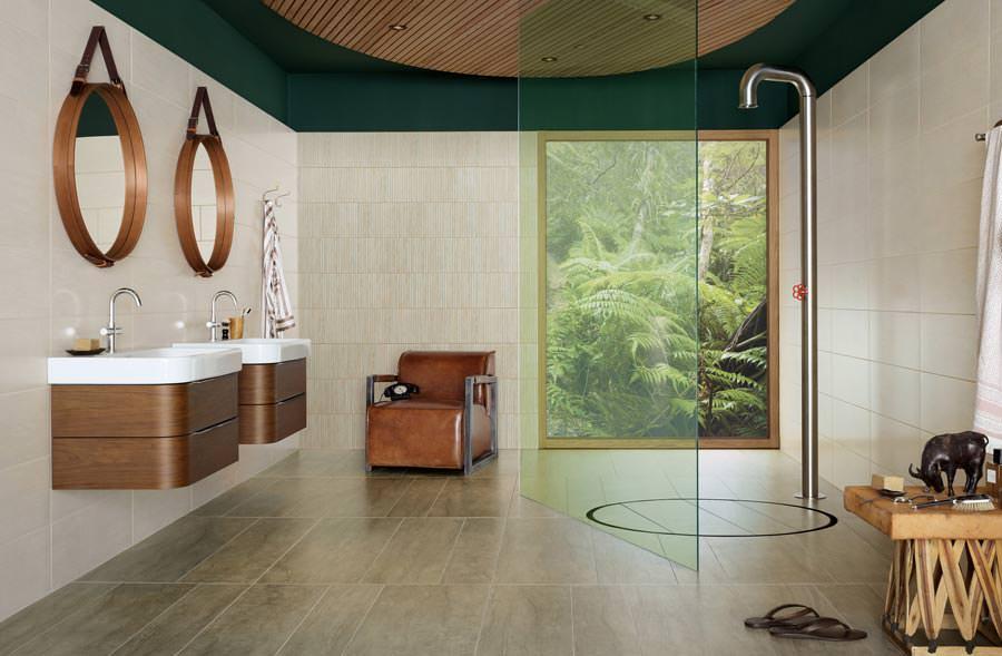 twin von agrob buchtal fliesen in holz und steinoptik. Black Bedroom Furniture Sets. Home Design Ideas
