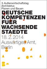3. Außenwirtschaftstag Architektur, Planen und Bauen