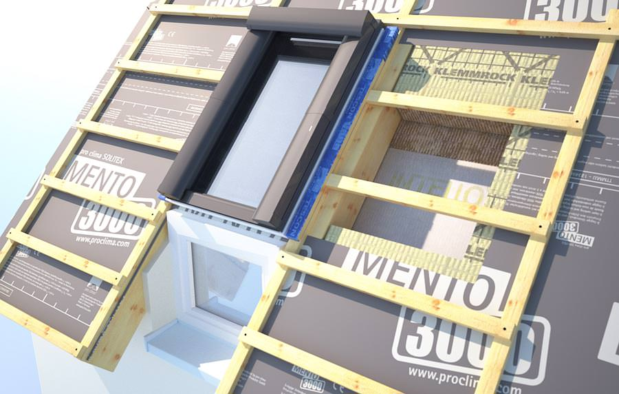 komplett schadstoffgepr fter dachaufbau von sentinel und sechs partnern. Black Bedroom Furniture Sets. Home Design Ideas