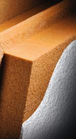 """Energieplus FR"": Holzfaser-Putzträgerplatte"