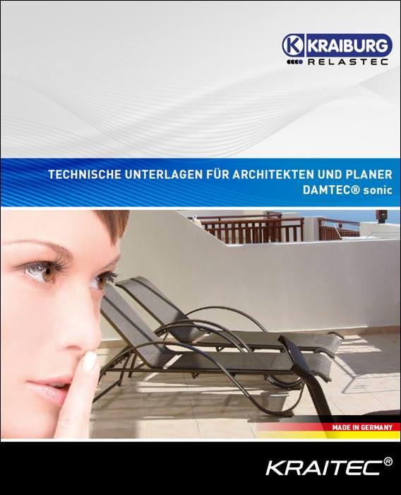 gepr fte trittschallschutz aufbauten f r balkone loggien und arkaden. Black Bedroom Furniture Sets. Home Design Ideas