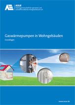 """Broschüre """"Gaswärmepumpen in Wohngebäuden"""""""