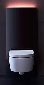 geberit pimpt das sanit rmodul monolith mit geruchsabsaugung soft touch und leds. Black Bedroom Furniture Sets. Home Design Ideas