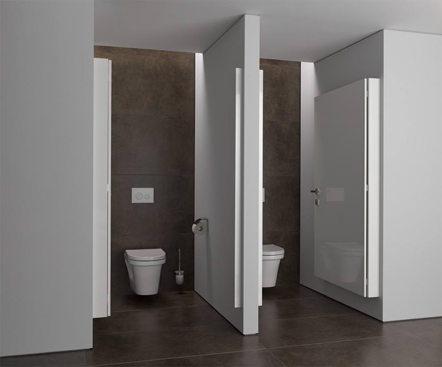 hygienegutachten neues wc cf von toto ist ideal geeignet f r ffentliche geb ude. Black Bedroom Furniture Sets. Home Design Ideas