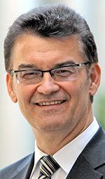 """Dr. Ronald Rast, Koordinator von """"Impulse für den Wohnungsbau"""" sowie DGfM-Geschäftsführer"""