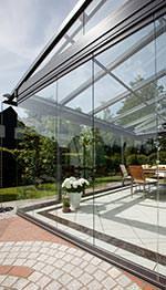 Glasdach SDL Atrium