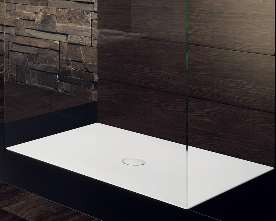 scona von kaldewei positioniert als moderne duschfl che f r jedes budget. Black Bedroom Furniture Sets. Home Design Ideas