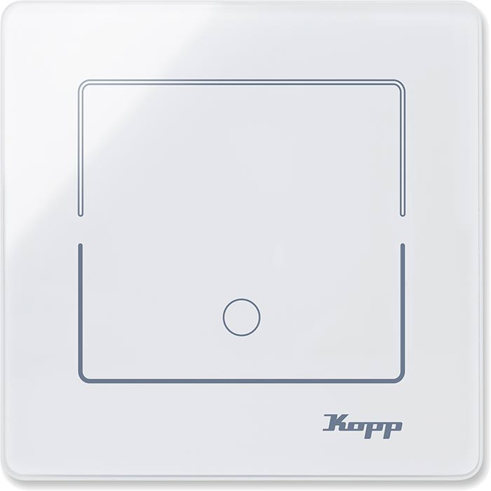 glas sensorschalter f r standard schalterdosen 230 v neu. Black Bedroom Furniture Sets. Home Design Ideas