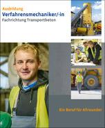 Ausbildung Verfahrensmechaniker/-in Fachrichtung Transportbeton