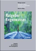 """""""Ratgeber Regenwasser"""" in überarbeiteter 5. Auflage"""