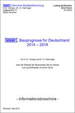 MBMF-Bauprognose für Deutschland 2014bis 2019