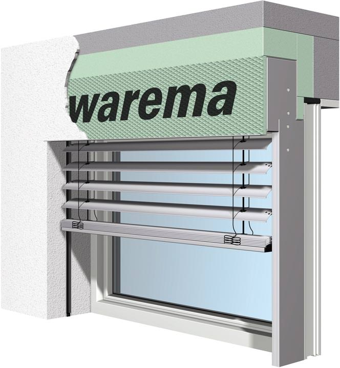 Warema Hat Au Enliegende Sonnenschutz Anschlussdetails