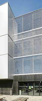 Conseil régional d'Aquitaine; Façade construction: T2B Aluminium; Architects: Atelier des architectes Mazières, et associé Daniel De Marco