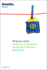 Property Index - Overview of European Residential Markets