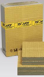 Steinwolle-Dämmplatte Akustic IW 2-035 von Isover