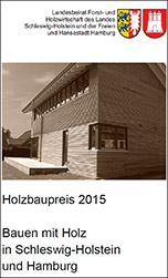 Holzbaupreis 2015