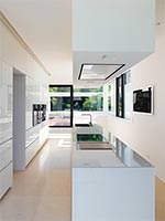 Villa am Starnberger See von Titus Bernhard Architekten © Jens Weber und Orla Conolly Photography