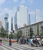 Sliced Porosity Block (Chengdu/China)