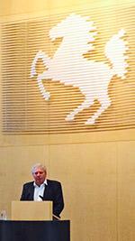 Dr. Detlev Kron, Leiter des Amtes für Stadtplanung und Stadterneuerung