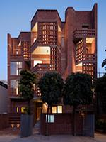 "Projekt ""Defence Colony Residence"" in Neu-Delhi."