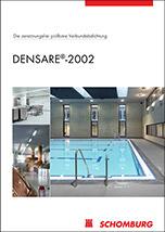 """Schomburg-Broschüre """"Densare-2002"""""""