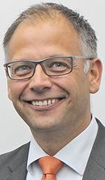 Tim Füldner, Geschäftsführer Vertrieb der Butzbach GmbH