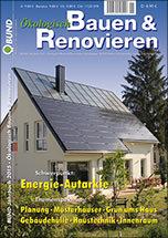 Titel BUND-Jahrbuch 2015- Ökologisch Bauen & Renovieren