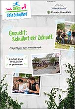 """Wettbewerb """"Schulhof der Zukunft"""""""