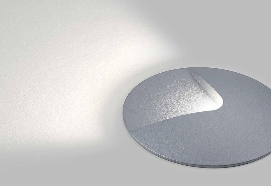 neue bodeneinbau spots und wallwasher f r markante. Black Bedroom Furniture Sets. Home Design Ideas