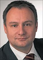 Jochen Püls Area President Deutschland und Sprecher der Geschäftsleitung Deutschland bei Dorma
