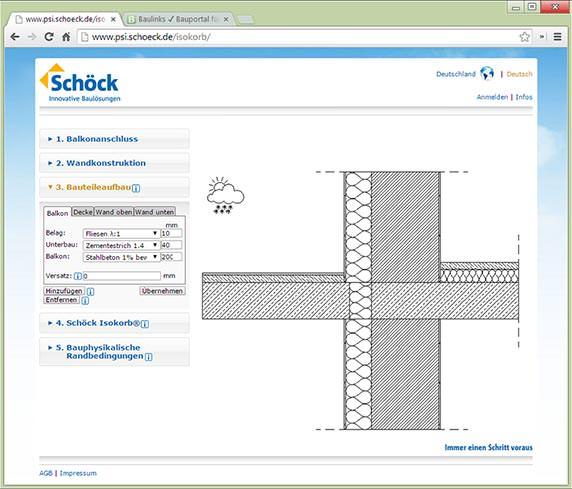 sch ck stellt w rmebr cken rechner f r balkonanschl sse online. Black Bedroom Furniture Sets. Home Design Ideas