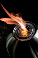 Ethanol-Feuerstelle