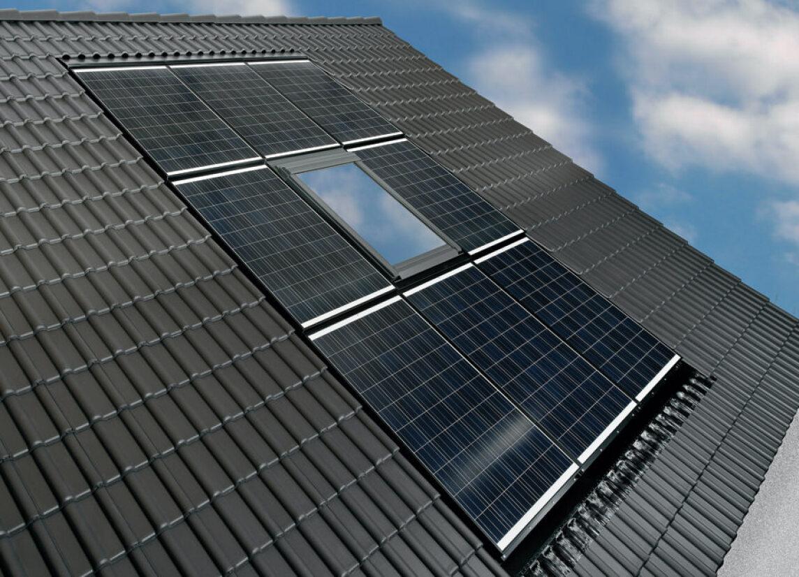 velux und braas kooperieren f r nahtloses dachfenster photovoltaik indach konzept. Black Bedroom Furniture Sets. Home Design Ideas