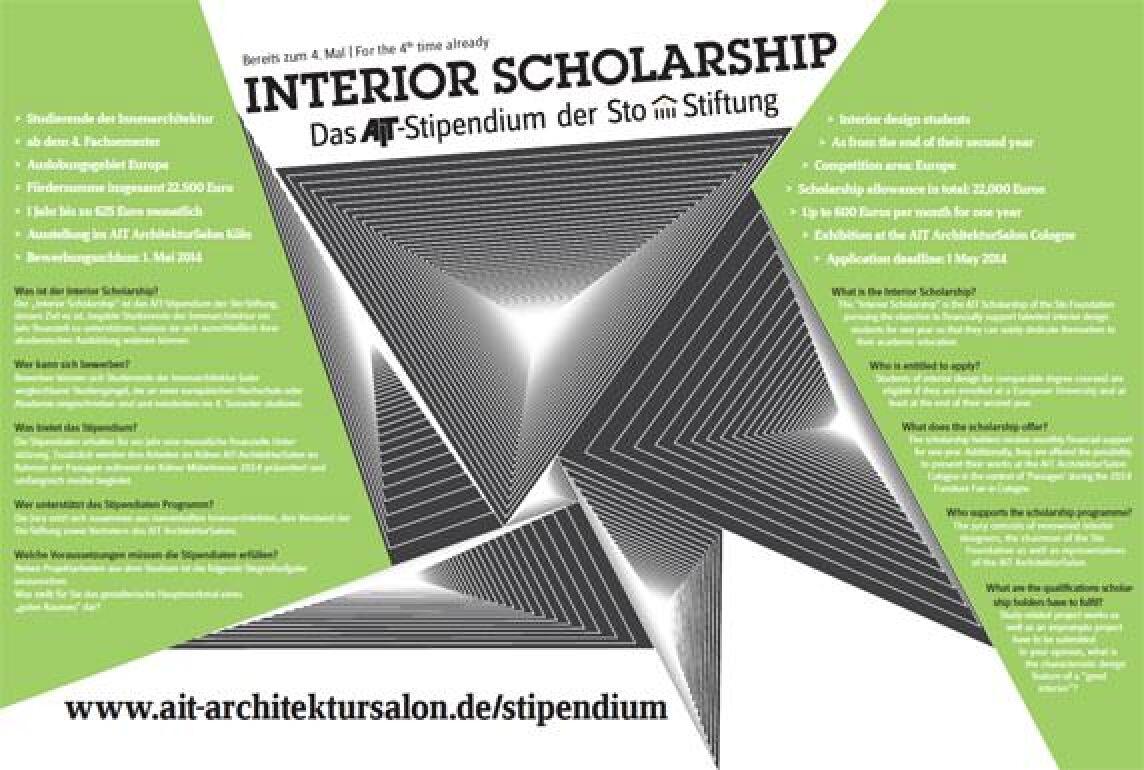 Interior Scholarship